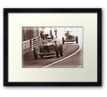 Grand Prix Historique de Monaco #3 Framed Print