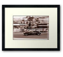 Grand Prix Historique de Monaco #6 Framed Print