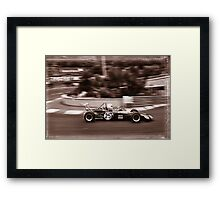 Grand Prix Historique de Monaco #7 Framed Print