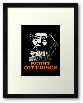 Burnt Offerings (B movie) by BungleThreads