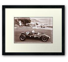 Grand Prix Historique de Monaco #9 Framed Print