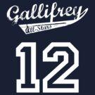 Gallifrey All-Stars: Twelve by twig3721