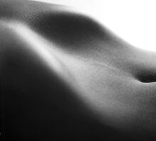 Human form abstract body part (b/w photo) by Bridgeman Art Library