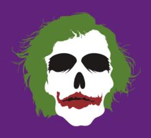 Skull Joker by kingUgo