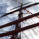 Mast of Windjammer ????? by M-EK