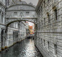 Ponte dei Sospiri by Thea 65