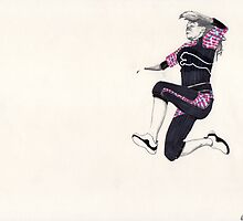 Long Jump by Paul  Nelson-Esch