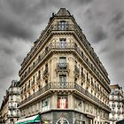 Paris - Architecture by Steve Oldham