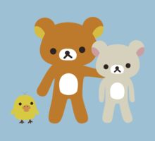 Misc - Rilakkuma and friends by Nuriox