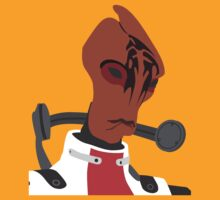 Mass Effect - Mordin Solus (NO TEXT) by toasterpip