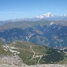 French Alps Vedonas and Squlire by Grace Johnson