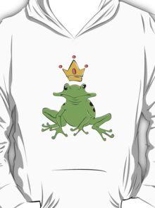 King Frog T-Shirt