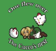 Zelda - One flew over the Cucco's nest by icemanire