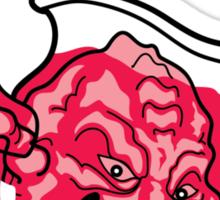 Krang-Aid Sticker