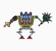 Rumble Pixel by Gulpun