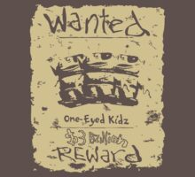 Wanted - One-Eyed Kidz by LittleKenny