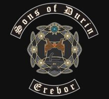 Sons of Durin Motorcycle Club by middletone