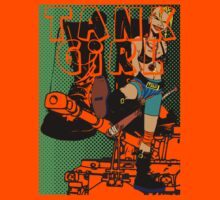 tankgirl6 YOU CHOOSE TANK COLOUR by tiffanyo