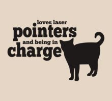Cat Lovers - Loves Laser Pointers & Being in Charge - Support Can Rescue Efforts by petey-project