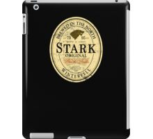 Stark Original Beer Label iPad Case/Skin