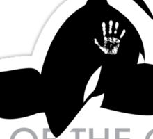 Voice of the Orcas Sticker