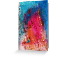 Disaster, Red Ship Tragedy Greeting Card