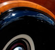 1940 Woody Wagon  by ArtbyDigman