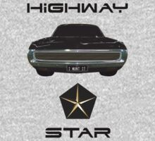 Highway Star [light coloured shirt] by bonchustown