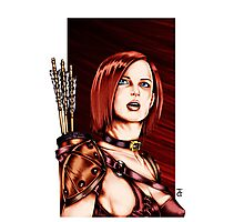 Leliana - Dragon Age Photographic Print