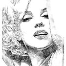 MARILYN by ROBMORANART