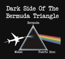 Dark Side Of The Bermuda Triangle by GuitarManArts