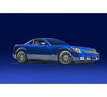 2000 Cadillac SLR Photographic Print