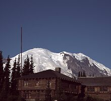 Mt Rainier National Park by Loisb