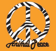 Animal Peace Zebra by Dream-life