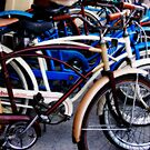 Pedaling in Vintage Time by ArtbyDigman