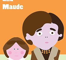 Harold And Maude by Mrdoodleillust