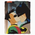 Batman & Robin by DaveCiok
