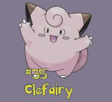 #35 Clefairy by Stephen Dwyer