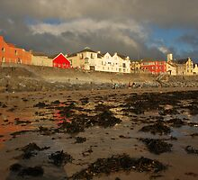 Reflections of Lahinch by Adrian McGlynn