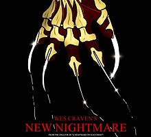 Wes Craven's New Nightmare by DiscordCBamBam