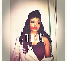 Thursday by iBeautifulChaos