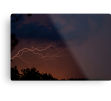Not a restful night at our home last night Metal Print