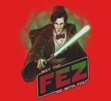 May the Fez be With You Kids Clothes