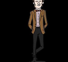 Doctor Who- The Eleventh Doctor by PaytonGilley