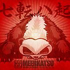 Angry Panda by Meerkatsu