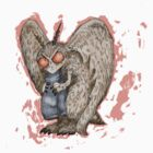 How Mothman Grew Up To Be Big and Strong by Kim  Harris