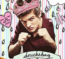 Daniel Sharman by ronnielikescake
