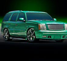 Gangsta' SUV by DaveKoontz