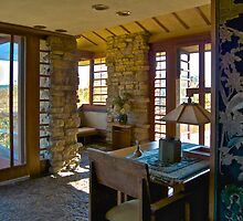 Taliesin, Frank Lloyd Wright, Architect by Scott Johnson