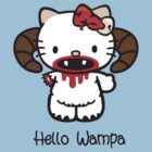 Hello Wampa Black Type by wampadude